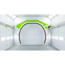 ROBOTICO EXICO 6000 – نظام التجفيف بالأشعة تحت الحمراء