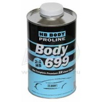 Body Clear 699 2:1 HS