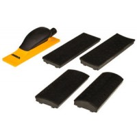Sanding Block Kit 70x198mm Grip 40H