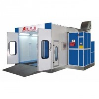 BZB Spray Booth  For Water Base