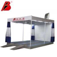 BZB Preparation Booth