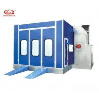 GUANGLI Spray booth Double Motor / Single Motore